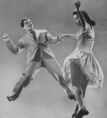Cover Ty on Swing Dance 1920s
